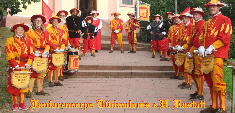 Das Fanfarencorps Türkenlouis e.V. Rastatt